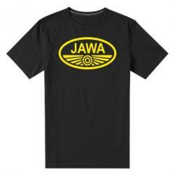 Чоловіча стрейчева футболка Ява