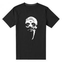 Мужская стрейчевая футболка Зомби (Ходячие мертвецы) - FatLine