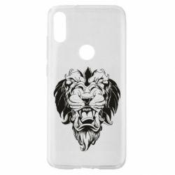 Чехол для Xiaomi Mi Play Muzzle of a lion
