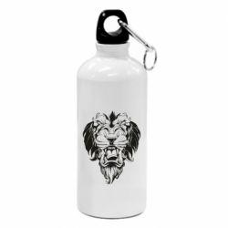Фляга Muzzle of a lion