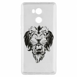 Чехол для Xiaomi Redmi 4 Pro/Prime Muzzle of a lion