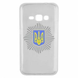 Чохол для Samsung J1 2016 МВС України