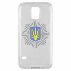 Чохол для Samsung S5 МВС України