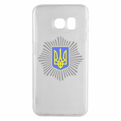 Чохол для Samsung S6 EDGE МВС України
