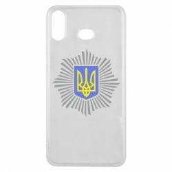 Чохол для Samsung A6s МВС України