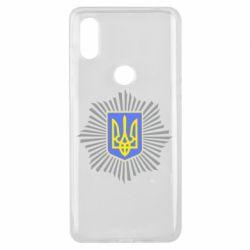 Чехол для Xiaomi Mi Mix 3 МВС України