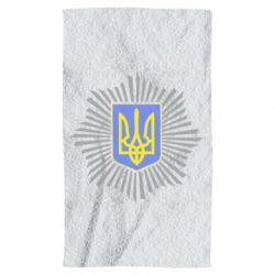 Рушник МВС України