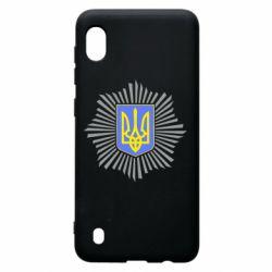 Чохол для Samsung A10 МВС України