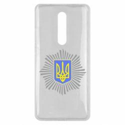 Чехол для Xiaomi Mi9T МВС України