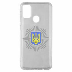 Чохол для Samsung M30s МВС України
