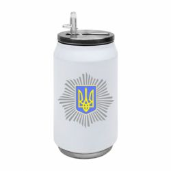 Термобанка 350ml МВС України