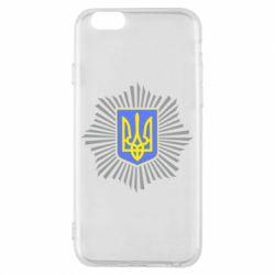 Чохол для iPhone 6/6S МВС України