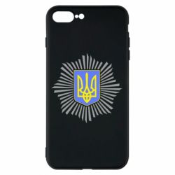 Чохол для iPhone 7 Plus МВС України