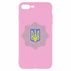 Чохол для iPhone 8 Plus МВС України