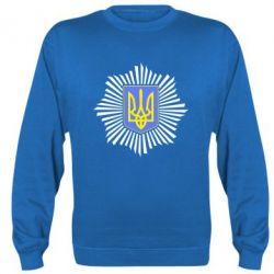 Реглан (свитшот) МВС України - FatLine