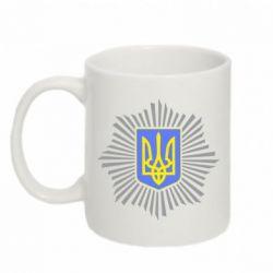 Кружка 320ml МВС України - FatLine
