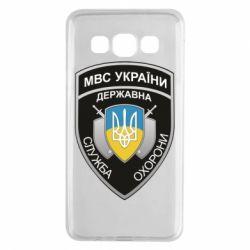 Чохол для Samsung A3 2015 МВС України
