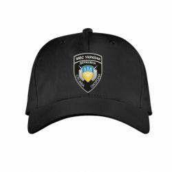 Дитяча кепка МВС України