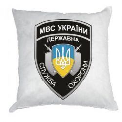 Подушка МВС України