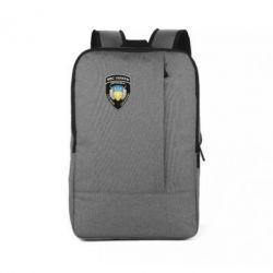 Рюкзак для ноутбука МВС України