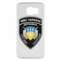 Чохол для Samsung S6 МВС України