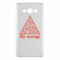 Чохол для Samsung A7 2015 My energy