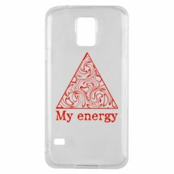 Чохол для Samsung S5 My energy