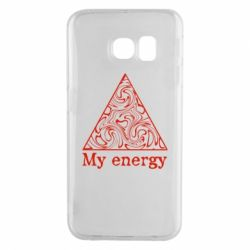 Чохол для Samsung S6 EDGE My energy