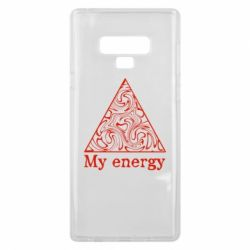 Чохол для Samsung Note 9 My energy