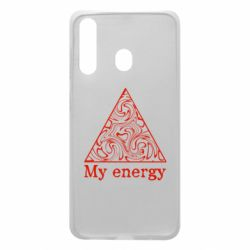 Чохол для Samsung A60 My energy