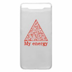 Чохол для Samsung A80 My energy