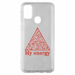 Чохол для Samsung M30s My energy
