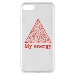 Чохол для iPhone 7 My energy