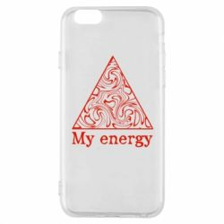 Чохол для iPhone 6/6S My energy