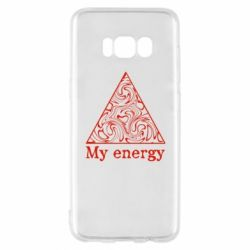 Чохол для Samsung S8 My energy