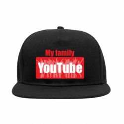 Снепбек My family youtube