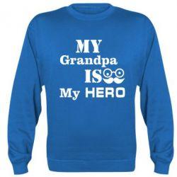 Реглан (свитшот) My grandpa