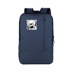 Рюкзак для ноутбука My heroic academy manga drawing