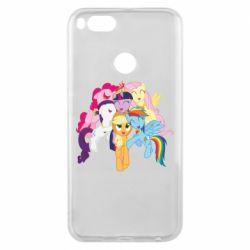 Чехол для Xiaomi Mi A1 My Little Pony