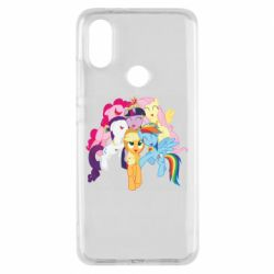 Чехол для Xiaomi Mi A2 My Little Pony