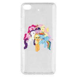 Чехол для Xiaomi Mi 5s My Little Pony