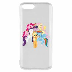 Чехол для Xiaomi Mi6 My Little Pony