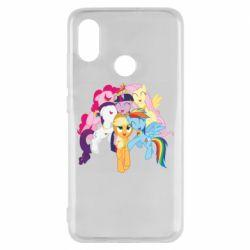 Чехол для Xiaomi Mi8 My Little Pony