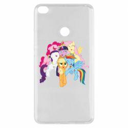 Чехол для Xiaomi Mi Max 2 My Little Pony