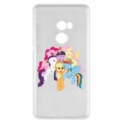 Чехол для Xiaomi Mi Mix 2 My Little Pony