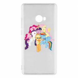 Чехол для Xiaomi Mi Note 2 My Little Pony