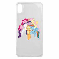Чехол для iPhone Xs Max My Little Pony