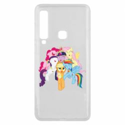 Чехол для Samsung A9 2018 My Little Pony