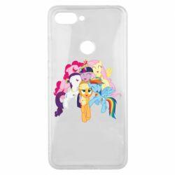 Чехол для Xiaomi Mi8 Lite My Little Pony