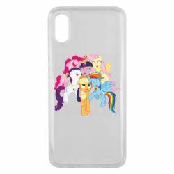 Чехол для Xiaomi Mi8 Pro My Little Pony